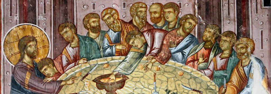 THE POOR WILL EAT AND BE SATISFIED – interpretation of prayer before dinner