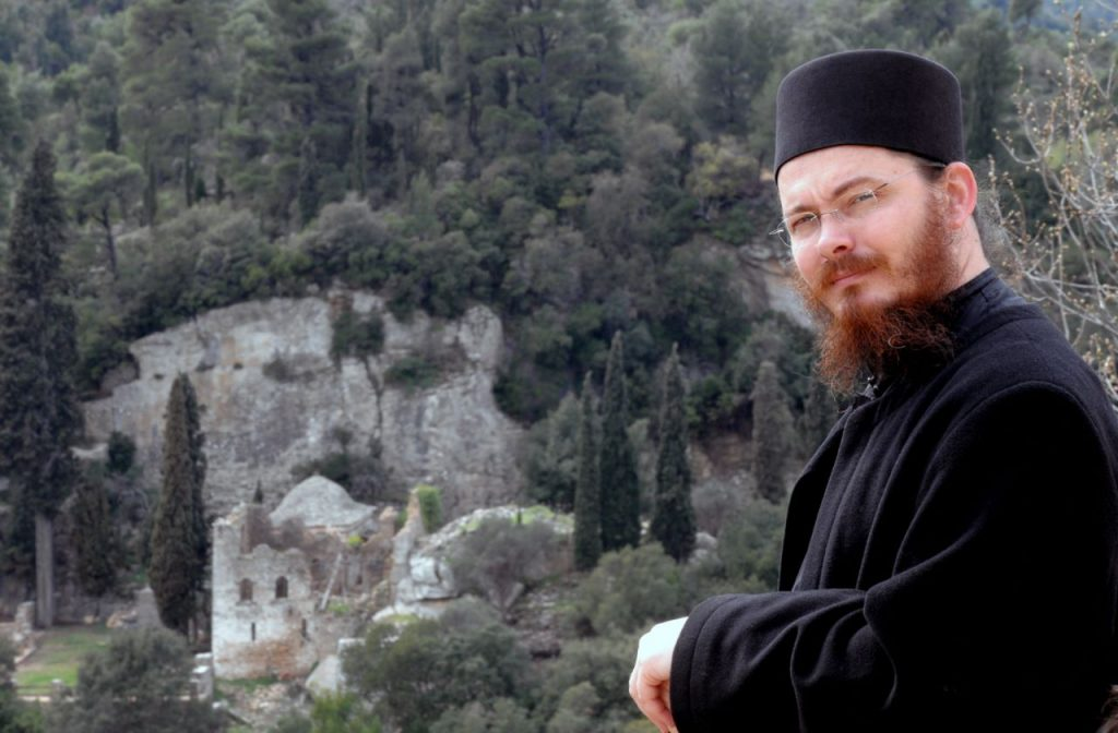 Sumadija is rich for the one monk of Mount Athos
