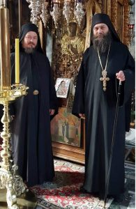 Solemn celebration of the glory of the monastery of St. George in Ćelije near Lajkovac