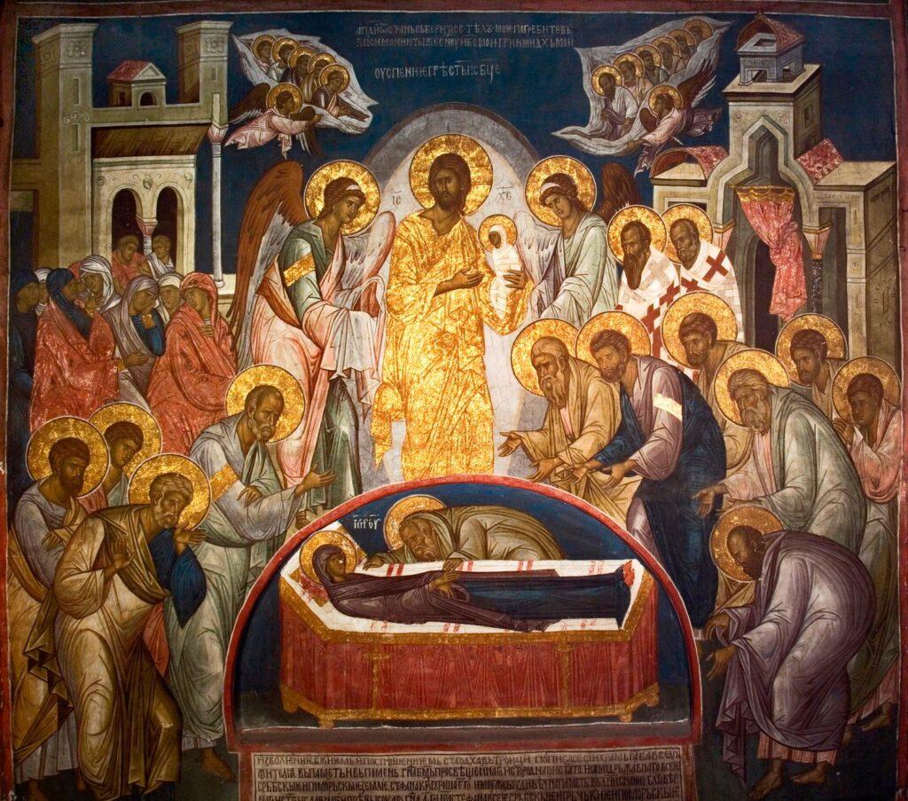 Отац Доситеј на Успење: Једна је смрт болна, друга је славна