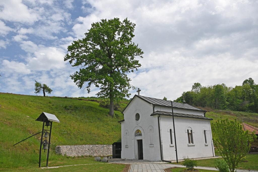Манастирска црква Светог великомуценика Георгија